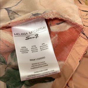 Melissa McCarthy Tops - Melissa McCarthy Blouse Size Large